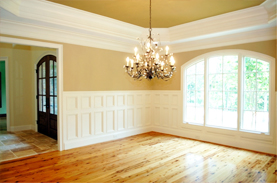 Base, Case, & Crown Molding