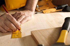 Commercial Carpentry Service